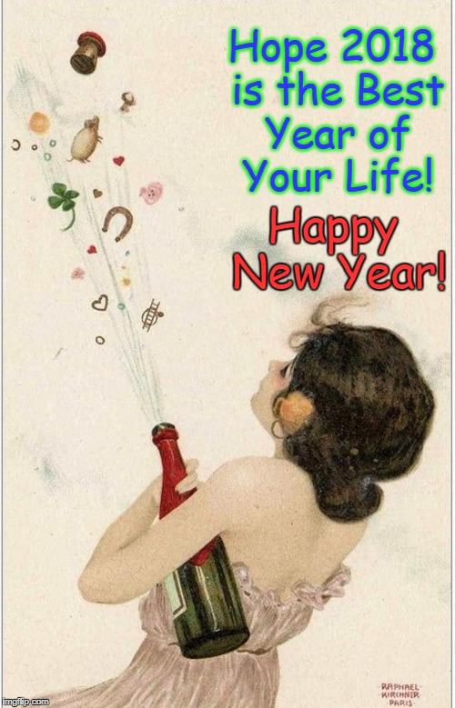 Happy New Year to My Memer Friends! - Imgflip