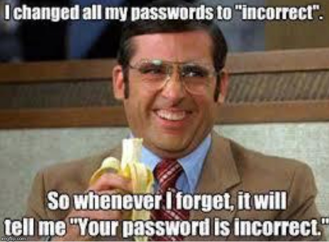 Incorrect password | image tagged in memes | made w/ Imgflip meme maker