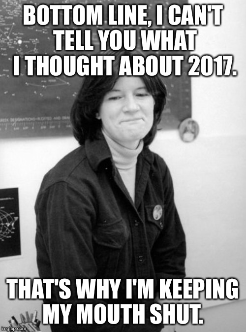"Sally: ""I can't say what I want to say. If I could, I probably would've got my butt kicked!"" 