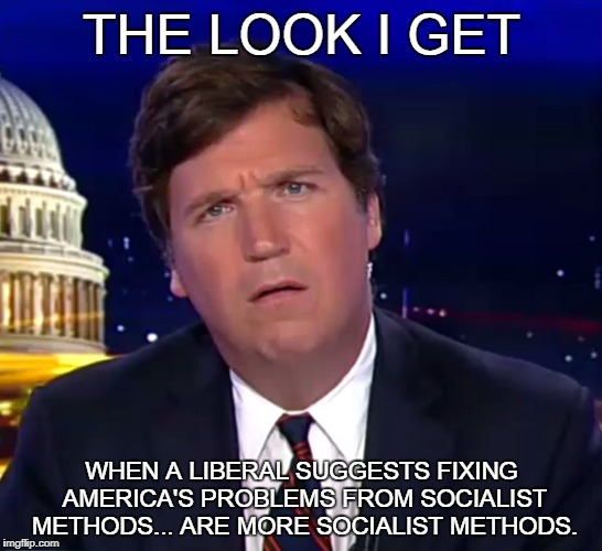 "The Look ""Socialist methods"" 