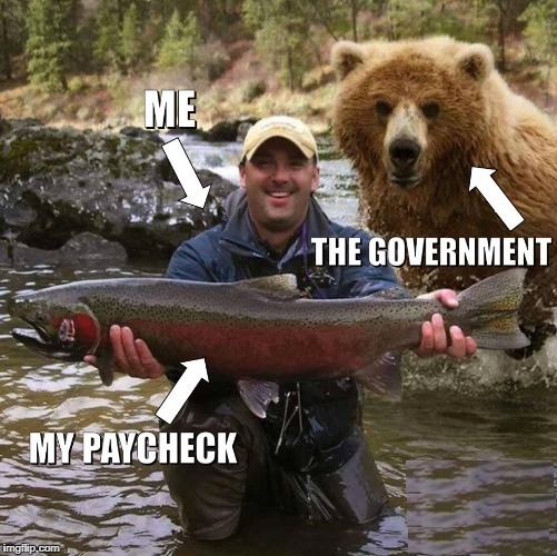 "This is right now in America, it gets worse under socialism (""democratic"" or any other form.)  
