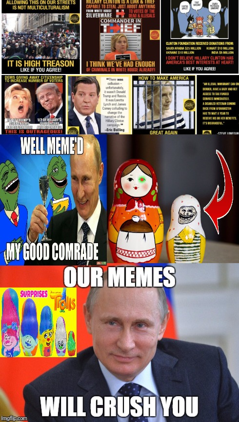 Looking back at several yearz of TROLLERY...one often wonders what itz ALL ABOUT? Do THEY even know - or care? | . | image tagged in russian nesting trollz,russian hackers,trump russia collusion,koch suckerz,memes,funny | made w/ Imgflip meme maker