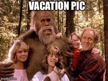VACATION PIC | made w/ Imgflip meme maker