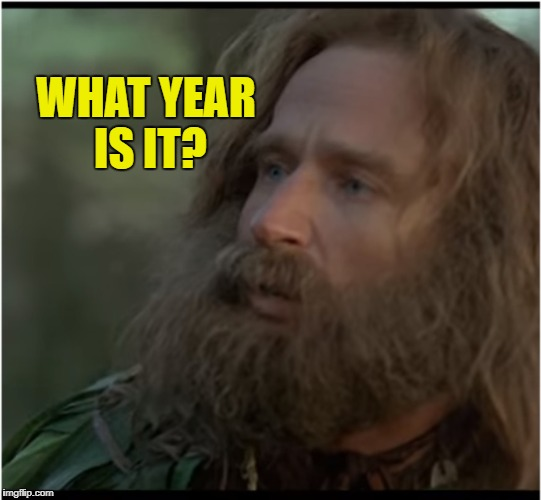 After 26 years.... | WHAT YEAR IS IT? | image tagged in jumangi williams,batman and robin,funny shee meemee,memers unity block,i meme for i am | made w/ Imgflip meme maker