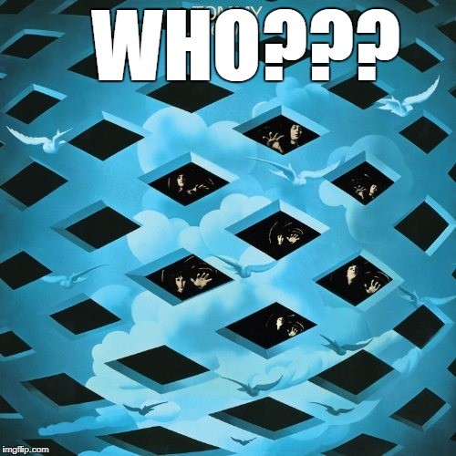 WHO??? | made w/ Imgflip meme maker
