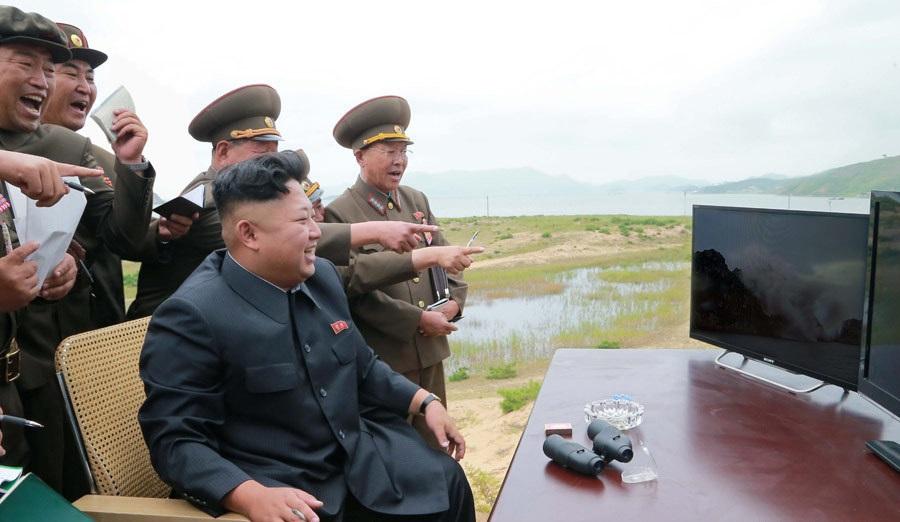 Kim Jong Un Laughing Blank Template Imgflip