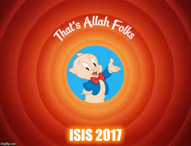 ISIS 2017 | made w/ Imgflip meme maker