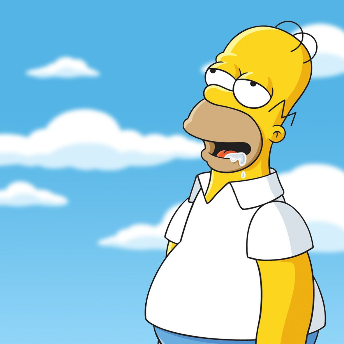 Homer Simpson Drooling Mmm Meme Meme Generator - Imgflip