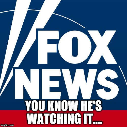 Rent Free | YOU KNOW HE'S WATCHING IT.... | image tagged in fnc logo | made w/ Imgflip meme maker