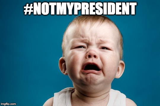 Think Bernie will get a go at 2020? | #NOTMYPRESIDENT | image tagged in crybaby carl,college liberal,notmypresident,donald trump | made w/ Imgflip meme maker