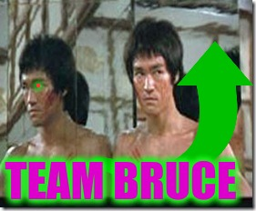 . TEAM BRUCE | made w/ Imgflip meme maker