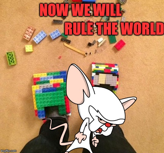 NOW WE WILL RULE THE WORLD! | made w/ Imgflip meme maker