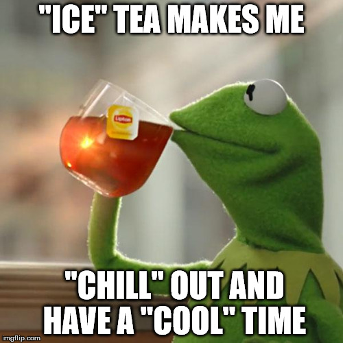 """cool"" puns 