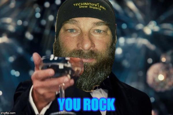 YOU ROCK | made w/ Imgflip meme maker