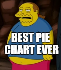 BEST PIE CHART EVER | made w/ Imgflip meme maker