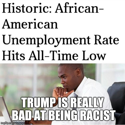 """Trump = nazi"" 