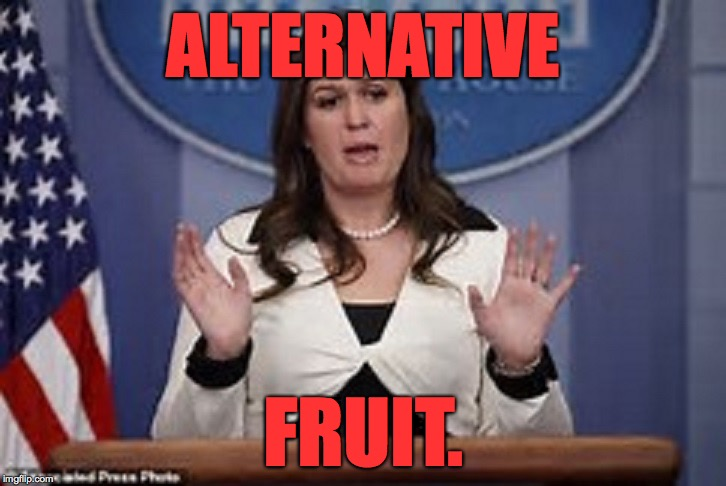 ALTERNATIVE FRUIT. | made w/ Imgflip meme maker