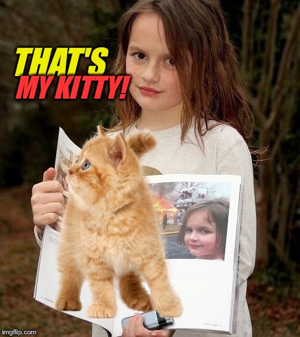 THAT'S MY KITTY! | made w/ Imgflip meme maker