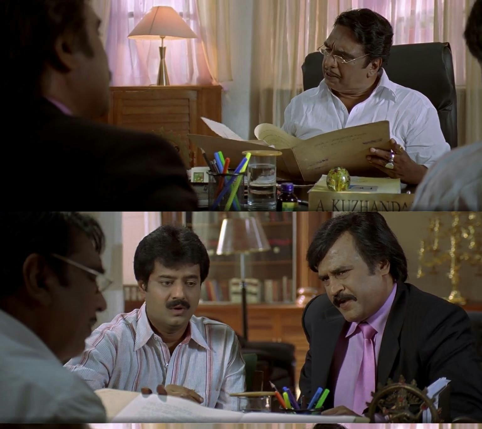 Sivaji The Boss Blank Template Imgflip