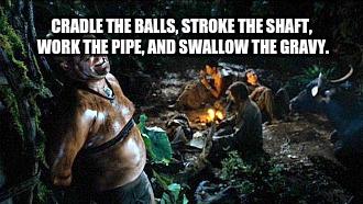 Swallow The Gravy