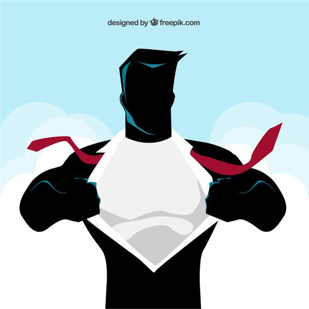 superhero blank template imgflip