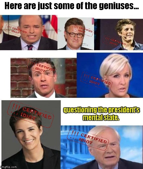 Media Idiots | image tagged in fake news | made w/ Imgflip meme maker