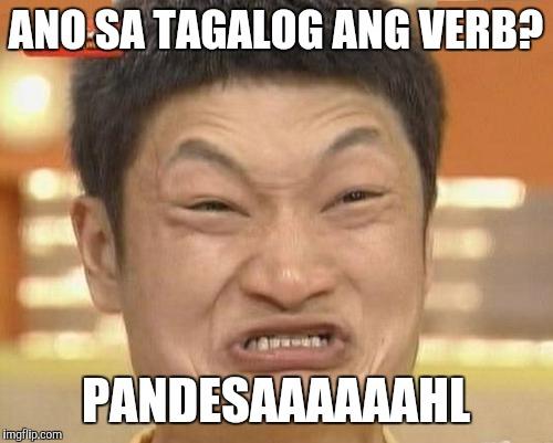 Funny Face Meme Tagalog : Impossibru guy original memes imgflip