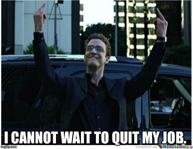 how i feel after i quit my job Memes & GIFs - Imgflip