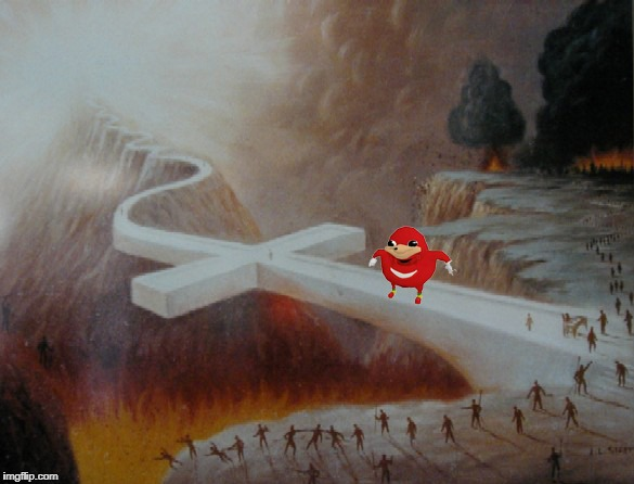 De Way | image tagged in the way of the cross,one way,jesus | made w/ Imgflip meme maker
