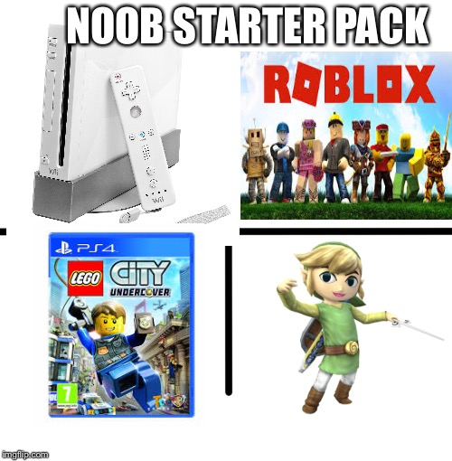 Noob starter pack | NOOB STARTER PACK | image tagged in noob,gaming,x starter pack | made w/ Imgflip meme maker