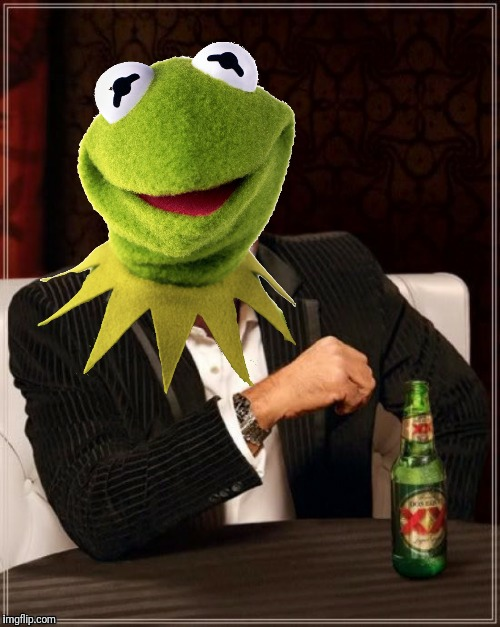 KERMIT | made w/ Imgflip meme maker