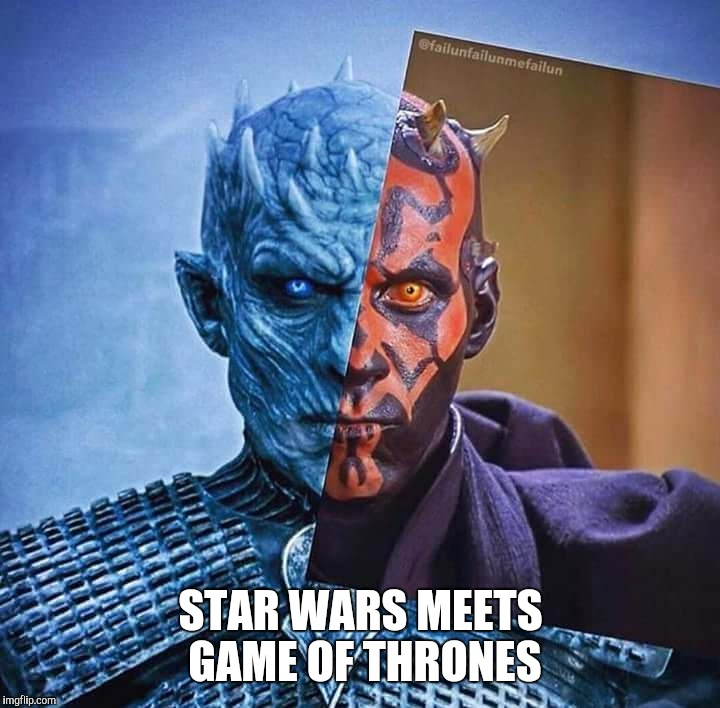22hszb star wars meets game of thrones imgflip