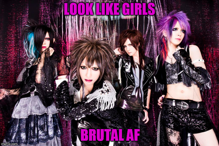 LOOK LIKE GIRLS BRUTAL AF | made w/ Imgflip meme maker