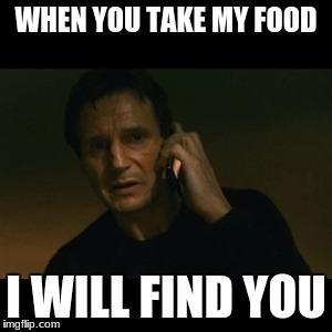 Image result for take food meme