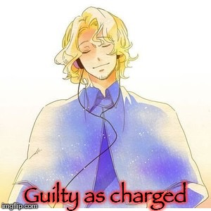 Guilty as charged | made w/ Imgflip meme maker