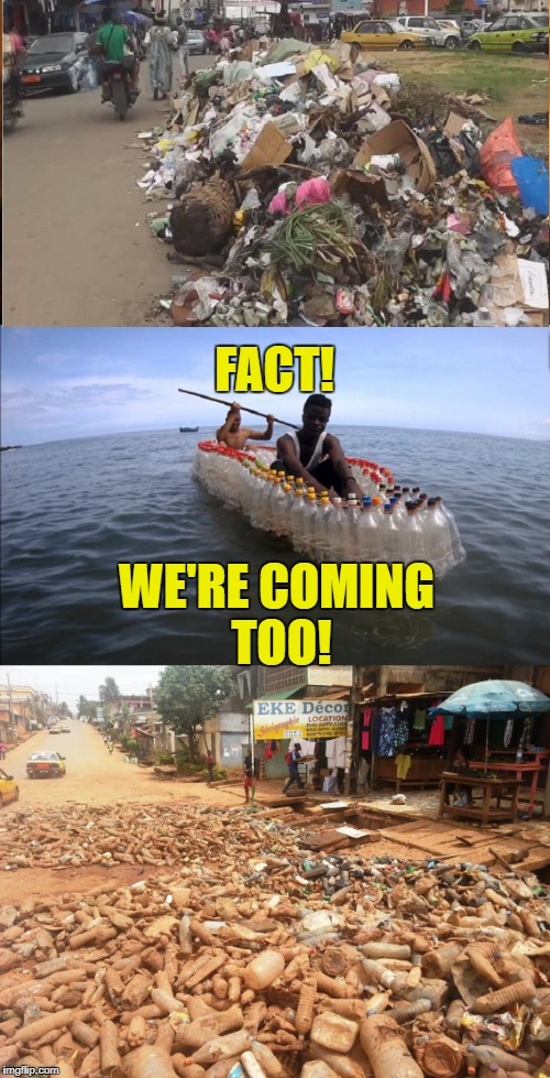 FACT! WE'RE COMING TOO! | made w/ Imgflip meme maker