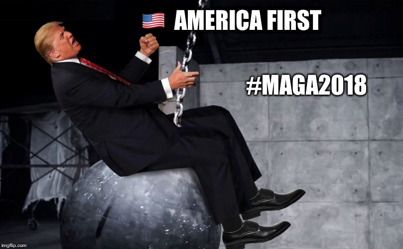 image tagged in trump,usa,donald trump,america first | made w/ Imgflip meme maker