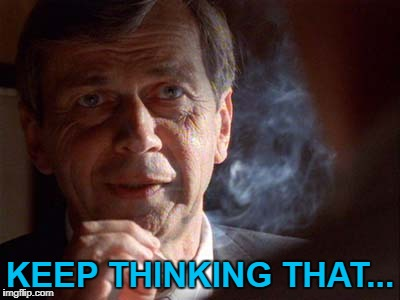 KEEP THINKING THAT... | made w/ Imgflip meme maker