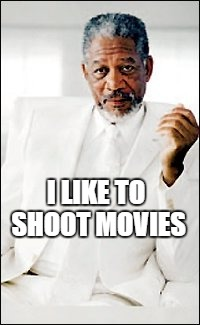 God | I LIKE TO SHOOT MOVIES | image tagged in god | made w/ Imgflip meme maker