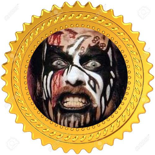 King Diamond Seal Of Approval Template