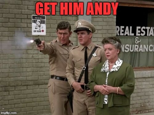 GET HIM ANDY | made w/ Imgflip meme maker