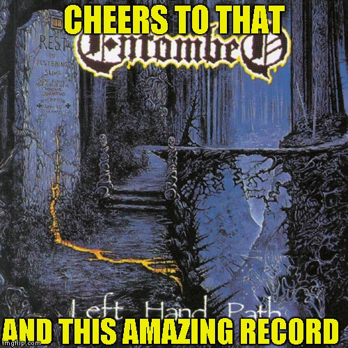 CHEERS TO THAT AND THIS AMAZING RECORD | made w/ Imgflip meme maker