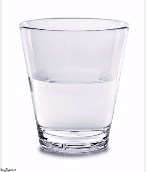 Glass of water | image tagged in glass of water | made w/ Imgflip meme maker