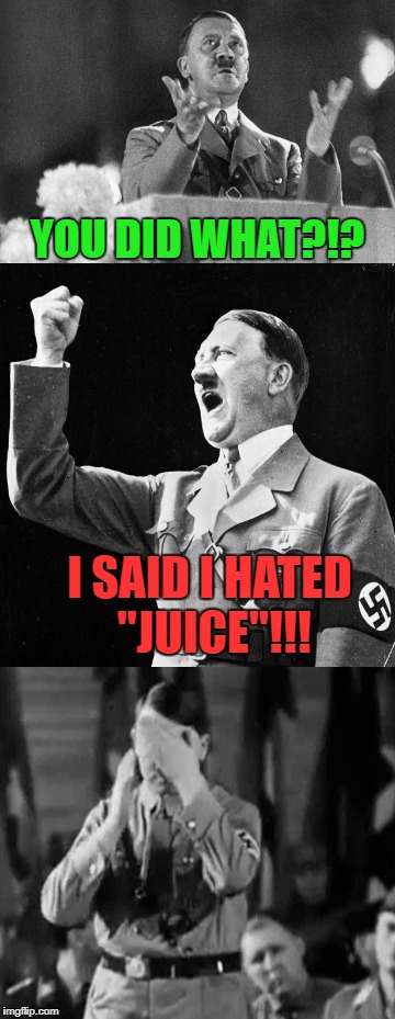 "Let the offended begin!!! | YOU DID WHAT?!? I SAID I HATED ""JUICE""!!! 