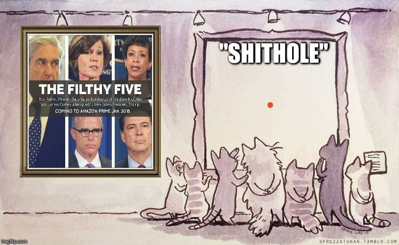 """SHITHOLE"" 