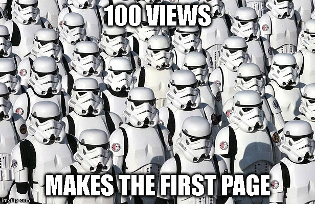 Ban multiple accounts. | 100 VIEWS MAKES THE FIRST PAGE | image tagged in army of alts,ban multiple accounts | made w/ Imgflip meme maker