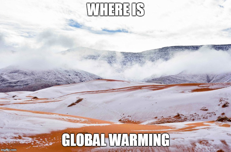 I can't seem to find it | WHERE IS GLOBAL WARMING | image tagged in global warming | made w/ Imgflip meme maker