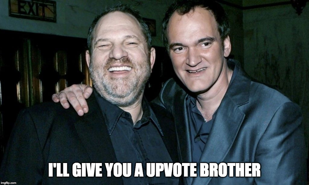 brotherhood of ugly | I'LL GIVE YOU A UPVOTE BROTHER | image tagged in brotherhood of ugly | made w/ Imgflip meme maker