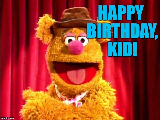 HAPPY BIRTHDAY, KID! | made w/ Imgflip meme maker