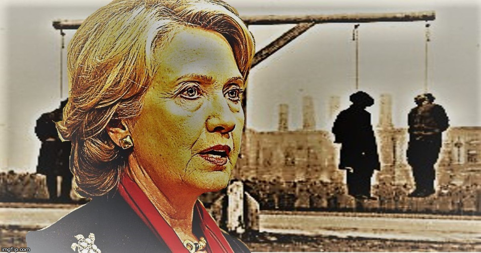 Traitors Should Be Hanged | image tagged in releasethememo,crookedhillary,memes,releasethedocuments,clintoncrimecartel | made w/ Imgflip meme maker